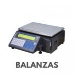 BALANZAS TIPIFICADORA Y ETIQUETADORAS