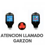 ATENCIÓN LLAMADA GARZON